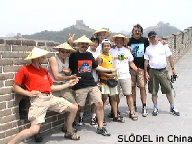 SL�DEL in China